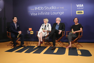 Laurie Metcalf Day Two: The IMDb Studio Hosted by the Visa Infinite Lounge at the 2017 Toronto International Film Festival (TIFF)