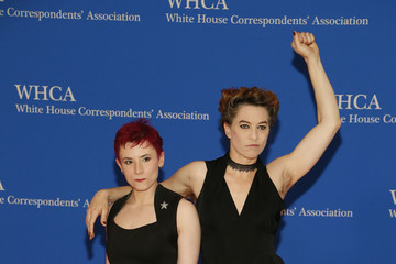 Laurie Penny 2019 White House Correspondents' Association Dinner - Arrivals