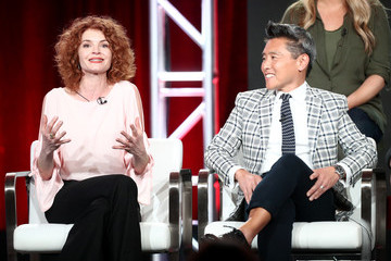 Laurie Smith 2018 Winter TCA Tour - Day 9