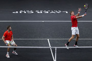 Kevin Anderson and Jack Sock Photos Photo