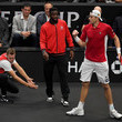 John Isner Frances Tiafoe Photos