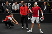 John Isner Frances Tiafoe Photos Photo