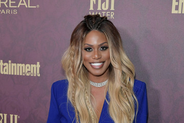 Laverne Cox Entertainment Weekly And L'Oreal Paris Hosts The 2018 Pre-Emmy Party - Arrivals