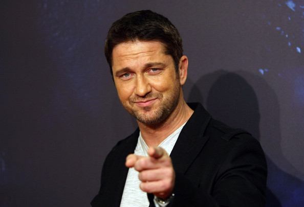 "Actor Gerard Butler attends the photocall for ""Law Abiding Citizen"" at the"