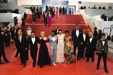 Lawrence Kasdan 'Solo: A Star Wars Story' Red Carpet Arrivals - The 71st Annual Cannes Film Festival