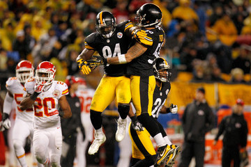 Lawrence Timmons Kansas City Chiefs v Pittsburgh Steelers