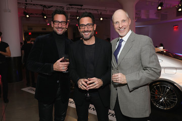Lawrence Zarian The 2016 OUT100 Gala - Inside