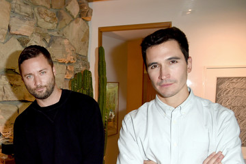 Lazaro Hernandez Vanity Fair And Fashion Designers Jack McCollough And Lazaro Hernandez Celebrate The Launch Of Proenza Schouler's First Fragrance, Arizona