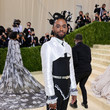 Lazarus Lynch The 2021 Met Gala Celebrating In America: A Lexicon Of Fashion - Arrivals