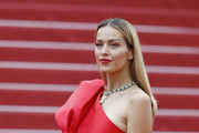 "Petra Nemcova, attends the screening of ""La Belle Epoque"" during the 72nd annual Cannes Film Festival on May 20, 2019 in Cannes, France."
