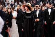 "Isabelle Adjani attends the screening of ""La Belle Epoque"" during the 72nd annual Cannes Film Festival on May 20, 2019 in Cannes, France."
