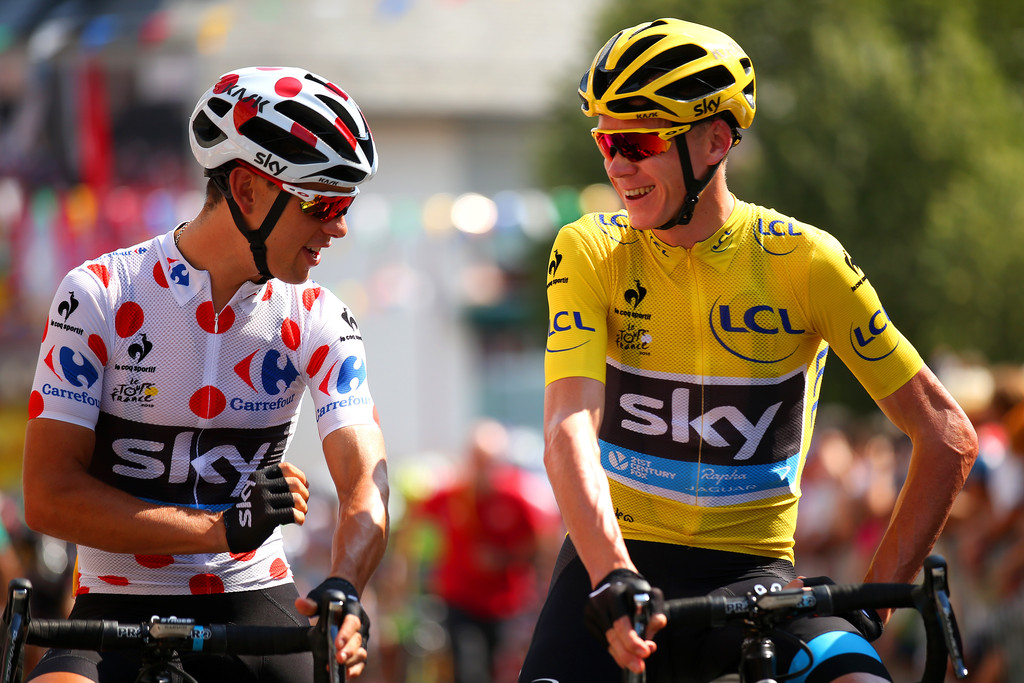 Richie porte photos photos le tour de france 2015 for Richie porte tour de france