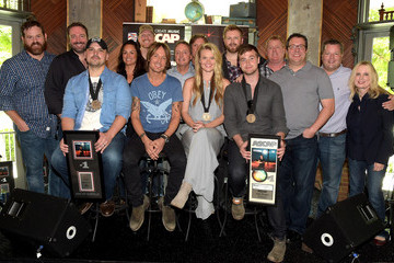 "LeAnn Phelan Keith Urban Celebrates #1 Single ""We Were Us"""