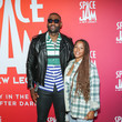 LeBron James Space Jam: A New Legacy Party In The Park After Dark