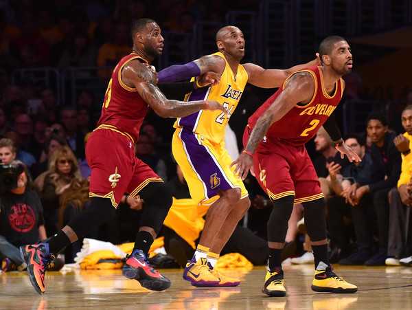 0168cb48cbd LeBron James and Kobe Bryant Photos»Photostream · Pictures · Cleveland  Cavaliers v Los Angeles Lakers