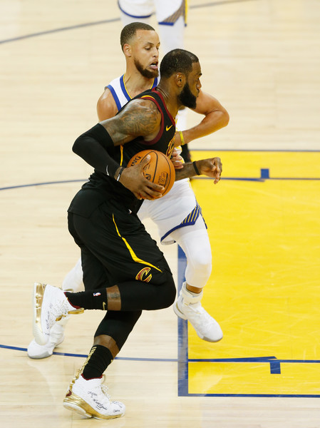 2018 NBA Finals - Game One []