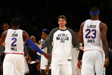 LeBron James NBA All-Star Game 2015