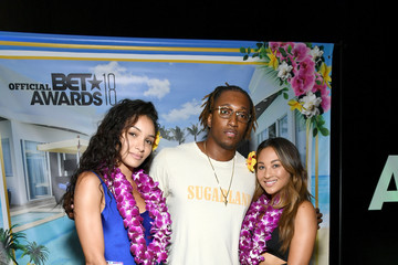 LeCrae 2018 BET Awards Gift Lounge