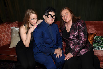 Lea DeLaria Emma Myles Entertainment Weekly & People New York Upfronts Party 2018 - Inside