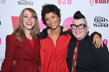 Lea DeLaria Emma Myles V20: The Red Party - 20th Anniversary Celebration of V-Day and 'The Vagina Monologues'