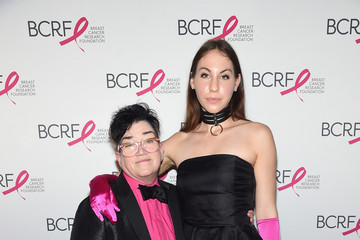 Lea DeLaria Breast Cancer Research Foundation Hot Pink Gala Hosted By Elizabeth Hurley - Arrivals