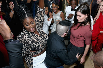 Lea DeLaria Weinstein Company & Netflix's 2017 SAG After Party