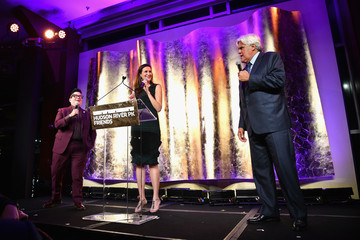 Lea DeLaria Jay Leno Hosts The 20th Anniversary Gala To Celebrate Hudson River Park - Inside
