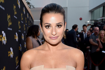 Lea Michele Television Academy's 70th Anniversary Gala - Red Carpet