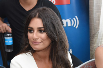Lea Michele SiriusXM's Entertainment Weekly Radio Channel Broadcasts From Comic-Con 2016 - Day 2