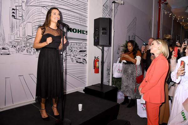 Kohl's 'New Gifts At Every Turn' Holiday Pop-Up Opening Event