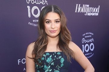 Lea Michele The Hollywood Reporter's 2017 Women in Entertainment Breakfast - Red Carpet