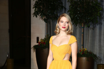 Lea Seydoux EE British Academy Film Awards 2015 - After Party Red Carpet Arrivals