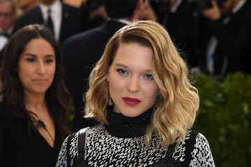 Lea Seydoux 'Rei Kawakubo/Comme des Garcons: Art of the In-Between' Costume Institute Gala