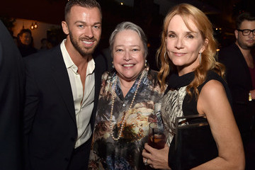 Lea Thompson Artem Chigvintsev 'American Horror Story: Freak Show' Afterparty