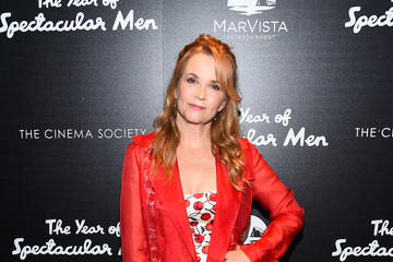 Lea Thompson 'The Year Of Spectacular Men' New York Premiere