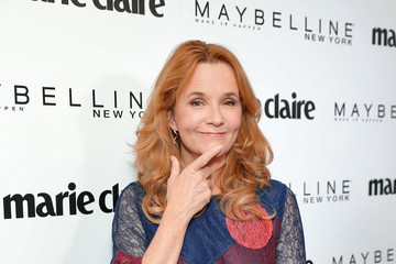 Lea Thompson Marie Claire Celebrates 'Fresh Faces' with an Event Sponsored by Maybelline - Arrivals