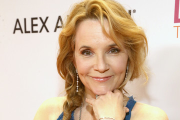 Lea Thompson Race to Erase MS Gala