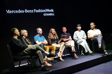 Leaf Greener Panel by Ece Sukan - Presentation - Mercedes-Benz Fashion Week Istanbul - September 2017