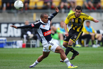 Nikolas Tsattalios A-League Rd 4 - Wellington v Victory
