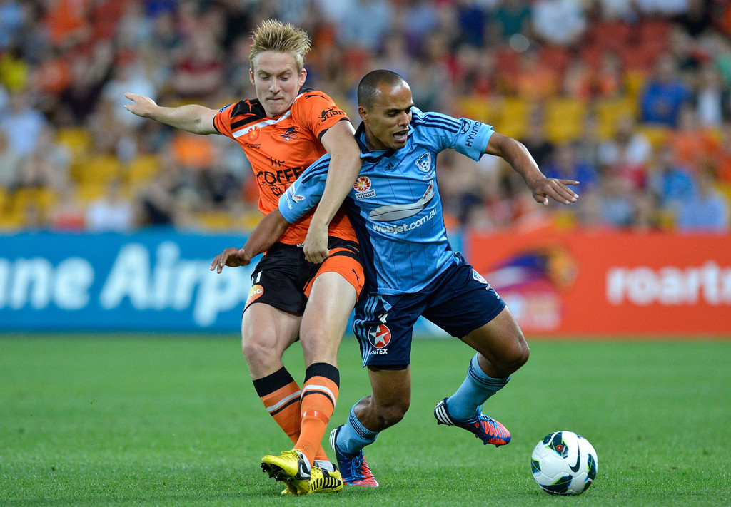 sydney fc vs brisbane fchan - photo#29