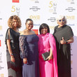 Leah D. Daughtry 50th NAACP Image Awards - Red Carpet