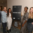 Leah Thomas NY Screening Of National Geographic Documentary Films' THE FIRST WAVE