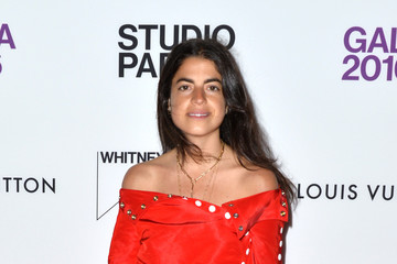 Leandra Medine 2016 Whitney Studio Party