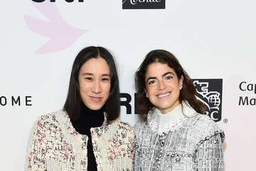 Leandra Medine Fifth Annual Hudson River Park Friends Playground Committee Luncheon - Arrivals