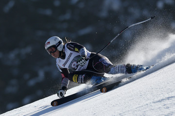Leanne Smith Audi FIS World Cup - Women's Super G