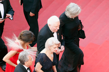 Lech Walesa 'The Meyerowitz Stories' Red Carpet Arrivals - The 70th Annual Cannes Film Festival