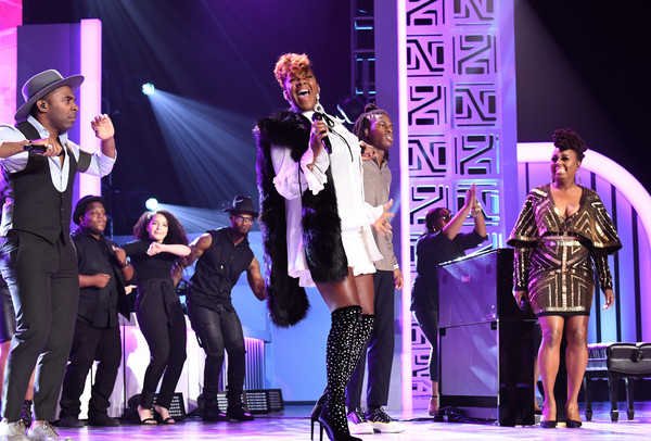 BET Presents: 2017 Soul Train Awards - Show
