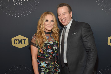 Lee Ann Womack 2017 CMT Artists of the Year - Arrivals