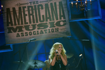 Lee Ann Womack Americana Music Festival and Conference Award Show - Show, Audience & Backstage