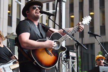 Lee Brice Lee Brice Performs On Fox & Friends' All-American Summer Concert Series